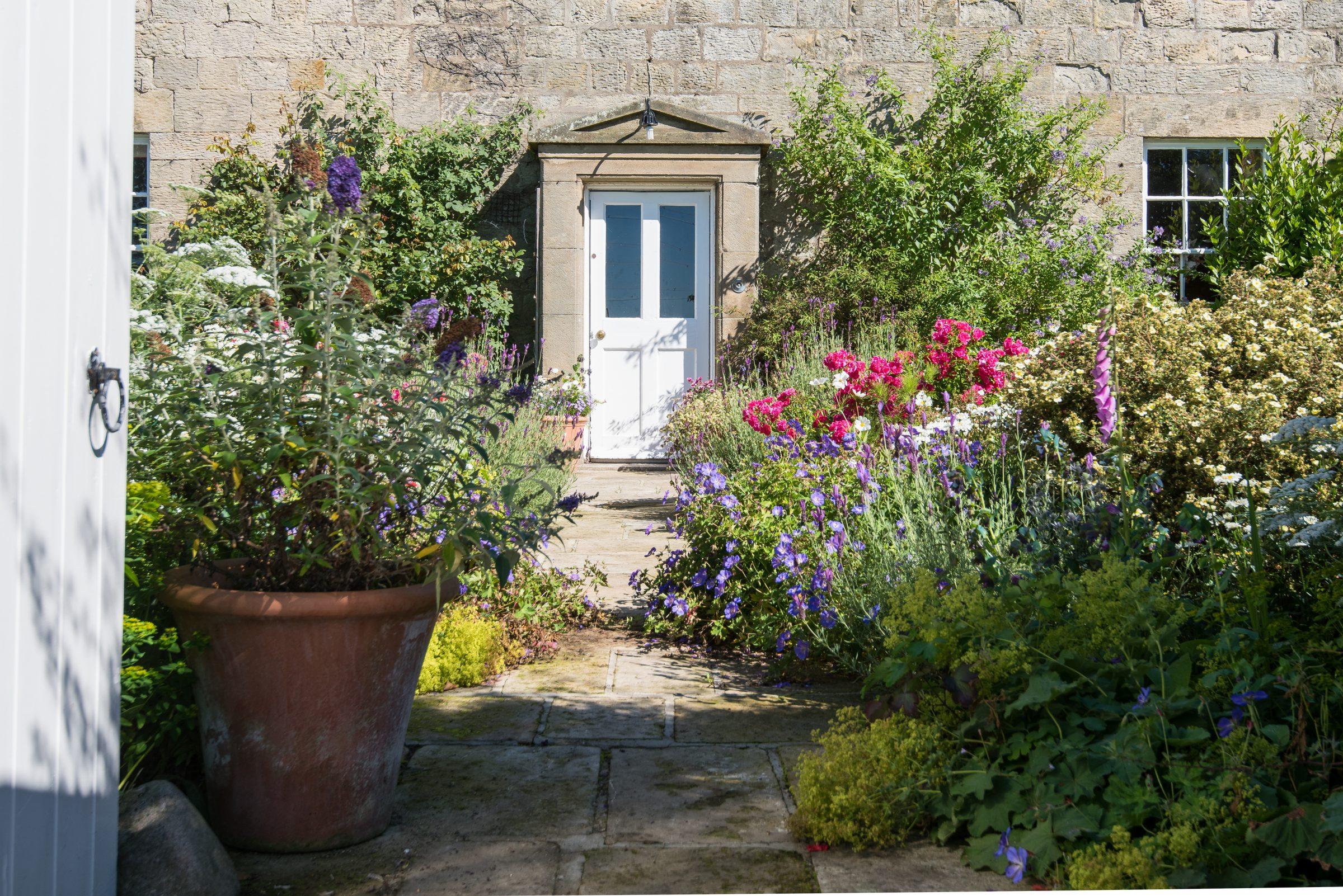 Breamsih Valley Cottage English Garden