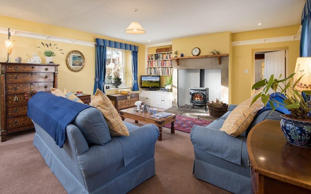 Farm Cottage Living Room
